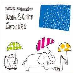 テキスタイル獣道 Music for Masaru Suzuki Umbrella exhibition 2012