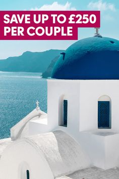 With white washed villages set amidst a natural volcanic backdrop, Santorini is the perfect destination for couples looking for a relaxing break on a sun-kissed coastline. Plus, book now and save up to £250 per couple on May departures!