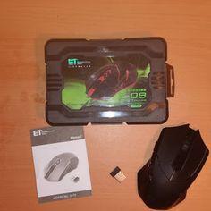 GiveAway Vip's: Le Recensioni di Cristina - Tech ET X 08  Mouse da...