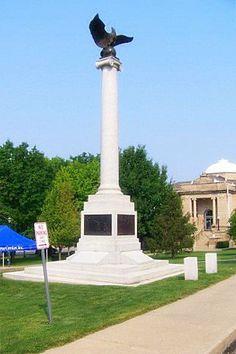 central park.... WWI Memorial
