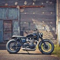 Dandy Bonnie Kawasaki Zephyr, Triumph Motorcycles, Custom Motorcycles,  Custom Bikes, Triumph Bonneville ac01098b83c