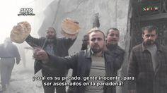 #Alepo | Masacre por bombardeo de aviones de combate rusos sobre panaderí...