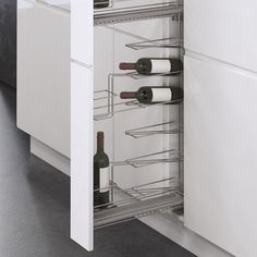 This vauth sagel tall pull out provides convenient kitchen for Kitchen cabinets 500mm depth