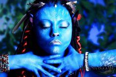 Avatar body art
