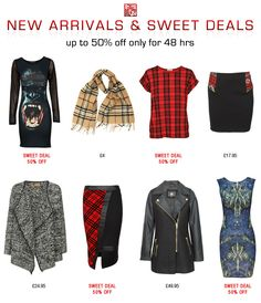 48 Hours FLASH SALE | Dresses from £2.95 #gorillaprint #burberry #tartan #tribal #bodycon #coatigan #coat #pencilskirt #leather #rihanna #kimkardashian #caradelevingne #fashion #fbloggers #bbloggers #OOTD #sale