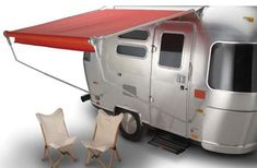 Airstream DWR Design Within Reach Travel Trailer review - Roaming Times