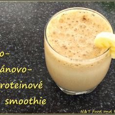 Smoothie Smoothies, Glass Of Milk, Detox, Pudding, Fresh, Drinks, Desserts, Limo, Smoothie