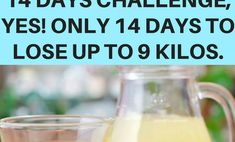 14 DAYS CHALLENGE, YES! ONLY 14 DAYS TO LOSE UP TO 9 KILOS. - blue waffle guide