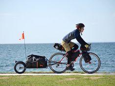 Road Bike, Touring, Bicycle, Vehicles, Kitchen, Life, Cuisine, Bicycle Kick, Bike