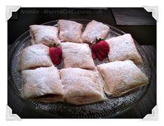 pastelillos de guayaba (If Amanda says they're good, I gotta try em).