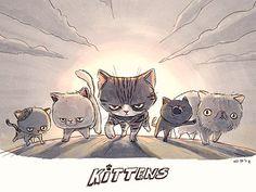 Kittens © Charles Santoso