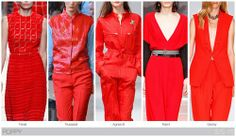 Poppy one of Our Top Runway Fashion Colours For Spring Summer 2015