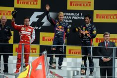 Vettel has one hand on the title after Monza win