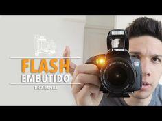 Como Melhorar a Luz do Flash Embutido - YouTube