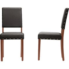 Found it at Wayfair - Baxton Studio Walter Side Chair