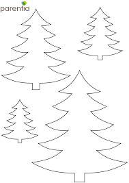 """Képtalálat a következőre: """"karácsonyfa sablon"""""""