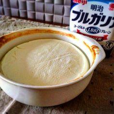 チーズのように濃厚!気になるレシピ「焼きヨーグルト」とは(2ページ目) | 4yuuu! Low Carb Recipes, Cooking Recipes, Japanese Food, Ice Cream, Pudding, Sweets, Dishes, Healthy, Desserts