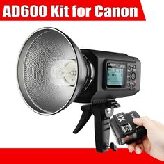 885.00$  Watch here - http://ali2e1.shopchina.info/1/go.php?t=32596523640 - Godox AD600 High Power 600Ws TTL HSS Outdoor Flash with 2.4G X System + Godox X1C TTL Wireless Remote Flash Trigger for Canon  #aliexpressideas