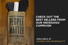 What if the world knew about all the courageous stories we tell each week? What if there was a TV show that brought awareness to the people and causes that so dearly need our help?  This is the answer! ► http://www.indiegogo.com/projects/sevenly-s-7-days-of-change-reality-tv-for-a-cause/x/2479589