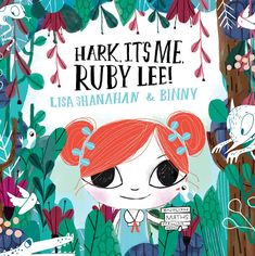 Kids' Book Review: Review: Hark, It's Me, Ruby Lee