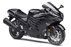 AIMExpo 2015: 2016 Kawasaki Ninja ZX-14R Special Edition Blacked-out model has all the go, plus a lot more whoa.
