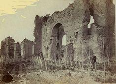 Terme di Caracalla Anno: 1869 ca.