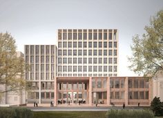 David Chipperfield  Herzog  de Meuron . LSE (1)