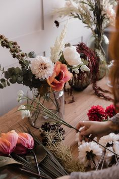 How to Create your own Faux Bouquet