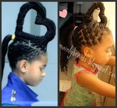 willow smith heart hair for crazy hair day at school