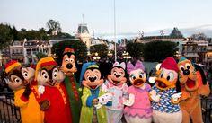 mtakeshi: One More Disney Day Ends at Disneyland Park «Disney Parks Blog
