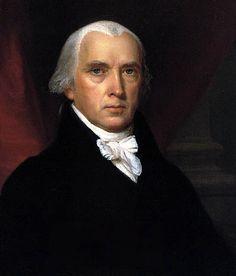 President #4 James Madison