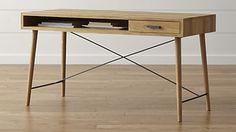 """Marco 58"""" Desk 58""""w x 24""""d x 30.5""""h ($649)"""