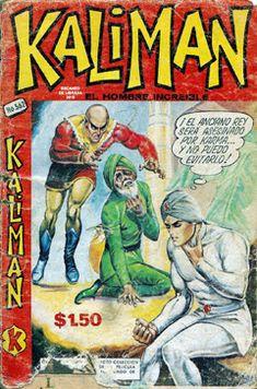Comics Mexicanos de Jediskater: Kaliman No. 562, Viernes 3 de Septiembre de 1976