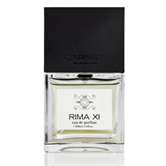 Carner Barcelona: RIMA XI - EDP 100ml/3.4oz     Mysterious and sensual, with a hidden power of destruction under her radiant innocence, captivating and unforgettable, impossible to conquer...    Forever immortalized by the 19th Century Spanish poet G.A. Bécquer.