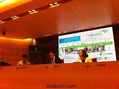 Presentación de las jornadas de movilidad sostenible.