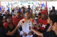 GDC reimpulsa gobierno de calle en la parroquia Sucre (+Fotos) • Gobierno del Distrito Capital