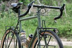 Prolly's Geekhouse Woodville touring bike