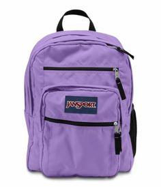 JanSport Big Student Backpack, Multicolor | Puppy face, Back to ...