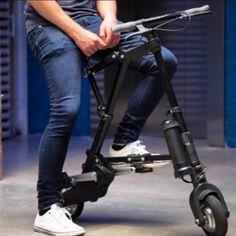 """The world's lightest & Most Compact Folding Electric Bike called Meet A BIke #tech #technology #bike #gadget #future #luxury #lifestyle #fitness #workout #health"" Photo taken by @millionaireshoppinggroup on Instagram, pinned via the InstaPin iOS App! http://www.instapinapp.com (08/14/2015)"