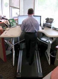TechRepublic Poll on Techies Use of Treadmill Desk