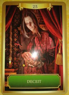 The Silent Voices Card of the day is Deceit. .. click the image for the reading.... Re-Pin to share with your friends :)