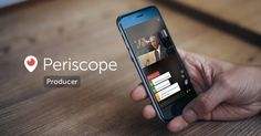 Periscope is embracing professional streaming and expanding beyond amateur content shot on phones with its new Periscope Producer feature. It allows creators..