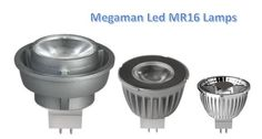 #Megaman #LED #MR16s directly replace traditional halogen MR16 #lamps.