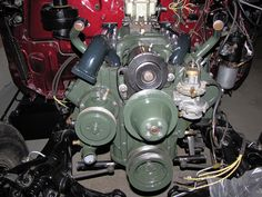 1948 Cadillac 346 Flathead V8 | cadmanof50s | Flickr