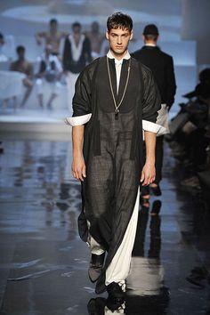 Jean Paul Gaultier - Menswear - Spring-summer 2011 - Flip-Zone