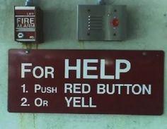Lekker duidelijke instructies ...