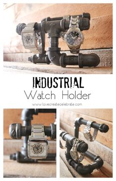 Industrial Pipe Watc
