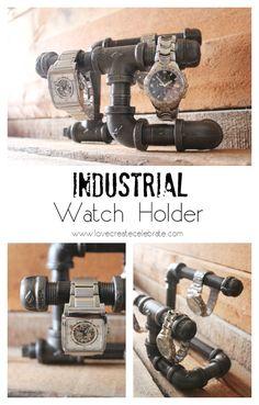 Industrial Pipe Watc