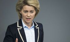 Hacker fakes German minister's fingerprints using photos of her hands