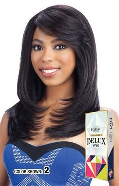 Equal Delux Soft Volume Sammy Dress, Color Show, Equality, Wigs, Long Hair Styles, Beauty, Collection, Fashion, Hair Wigs
